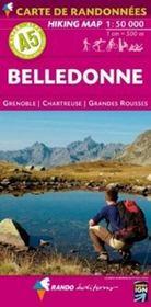 Belledonne ; Grenoble, Chartreuse, Grandes Rousses - Intérieur - Format classique