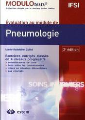 Pneumologie - Intérieur - Format classique