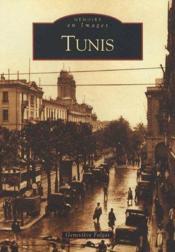 Tunis - Couverture - Format classique