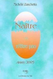 Annee 2095 - Naitre Ou N'Etre Pas - Couverture - Format classique