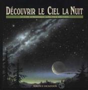 Decouvrir Le Ciel La Nuit - Couverture - Format classique