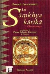Les samkhya karika d'Isvarakrsna - Couverture - Format classique
