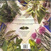 Le Grand Livre Des Herbes - 4ème de couverture - Format classique