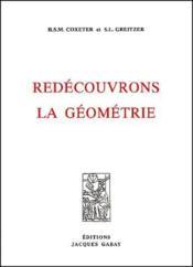 Redécouvrons la géométrie - Couverture - Format classique