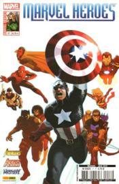 Marvel Heroes 17 - Couverture - Format classique