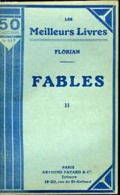 Fables - Tome 2 - Couverture - Format classique