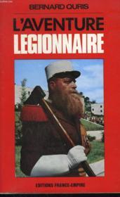 L'Aventure Legionnaire. - Couverture - Format classique