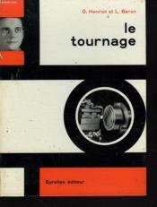 Le Tournage - Couverture - Format classique