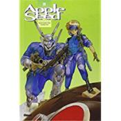 Appleseed - Tome 02 - Couverture - Format classique
