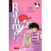 Ranma 1/2 t.28 ; l'ombre de ranma - Couverture - Format classique