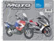Rmt 140.1 Honda Xl1000v-Va / Yamaha Xp500 & Xp500a - Couverture - Format classique