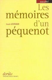 Les mémoires d'un péquenot - Intérieur - Format classique