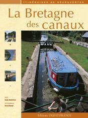 La Bretagne Des Canaux - Couverture - Format classique