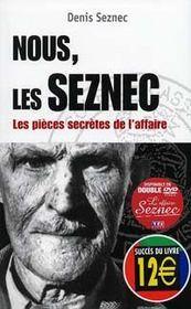 Nous, les Seznec ; les pièces secrètes de l'affaire - Couverture - Format classique