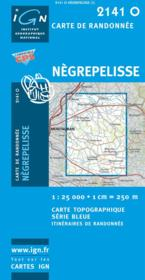 Negrepelisse - Couverture - Format classique