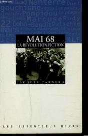 Mai 68 la revolution fiction - Couverture - Format classique