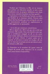 La Disposition ; Le Complexe De Jonathan - 4ème de couverture - Format classique