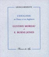 L'idealisme en france et en angleterre / g. moreau et e. burne-jones - Couverture - Format classique