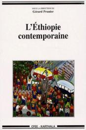L'Ethiopie contemporaine - Couverture - Format classique