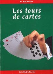Tours De Cartes - Intérieur - Format classique