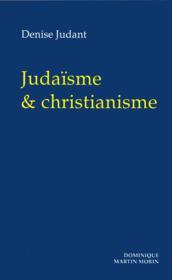 Judaisme et christianisme - Couverture - Format classique