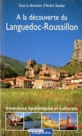 À la découverte du Languedoc-Roussillon - Couverture - Format classique