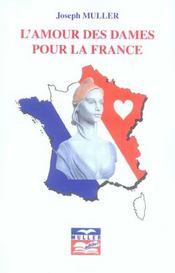 L'amour des dames pour la france - Intérieur - Format classique