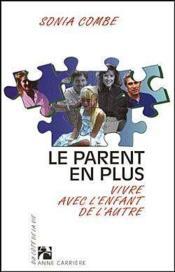 Le parent en plus - Couverture - Format classique