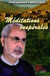 Meditations Vesperales - Couverture - Format classique