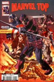 Marvel Top N.6 - 4ème de couverture - Format classique