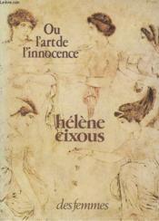 Ou L'Art De L'Innocence - Couverture - Format classique