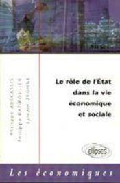 Le Role De L'Etat Dans La Vie Economique Et Sociale - Intérieur - Format classique