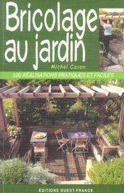 Bricolage au jardin - Intérieur - Format classique