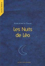 Les Nuits De Leo - Intérieur - Format classique