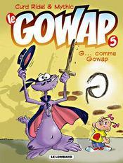 Gowap T5 G...Comme Gowap - Intérieur - Format classique