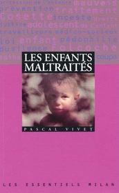 Les Enfants Maltraites - Intérieur - Format classique