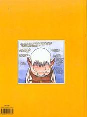 L'Encyclopedie Des Bebes T.3 ; Psychanalyse Du Nourrisson - 4ème de couverture - Format classique