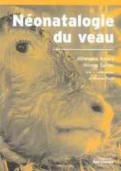 Néonatalogie du veau - Intérieur - Format classique