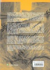 Néonatalogie du veau - 4ème de couverture - Format classique