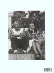 Les vies de Dora Maar ; Bataille, Picasso et les surréalistes - 4ème de couverture - Format classique
