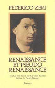 Renaissance et pseudo-renaissance - Intérieur - Format classique