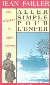Mary Lester T.12 ; Aller Simple Pour L'Enfer - Intérieur - Format classique