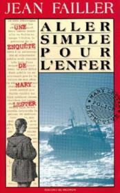 Mary Lester T.12 ; Aller Simple Pour L'Enfer - Couverture - Format classique