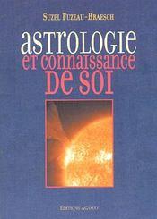 Astrologie et connaissance de soi - Intérieur - Format classique
