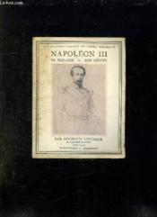 Napoleon Iii Sa Maladie Son Declin. - Couverture - Format classique