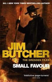 Vente livre :  Small favour  - Butche - Jim Butcher
