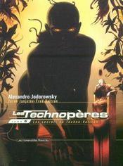 Les technopères t.6 ; les secrets du techno-vatican - Intérieur - Format classique