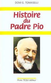 Histoire Du Padre Pio - Intérieur - Format classique