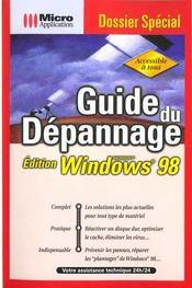 Dossier sp guide depann w98-k1 - Intérieur - Format classique