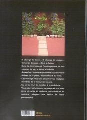 Bétons colorés et décoratifs - 4ème de couverture - Format classique